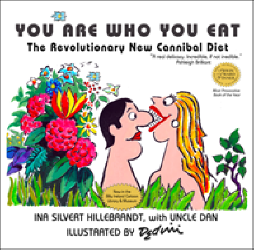 Y'ou Are Who You Eat,' Satire, Cartoons and Diet Tips for the Cannibal - and Civilian - Connoisseur