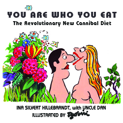 'You Are Who You Eat,' THE book of cannibal jokes, with cartoons by Dedini